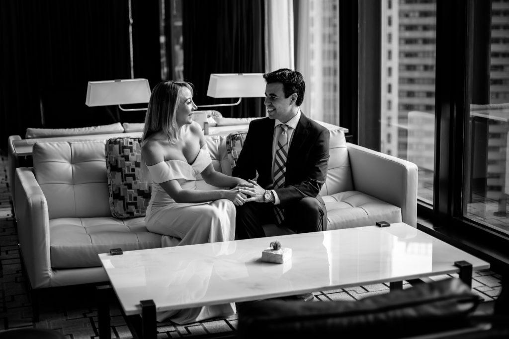 Allison & Brendan Egan's Wedding