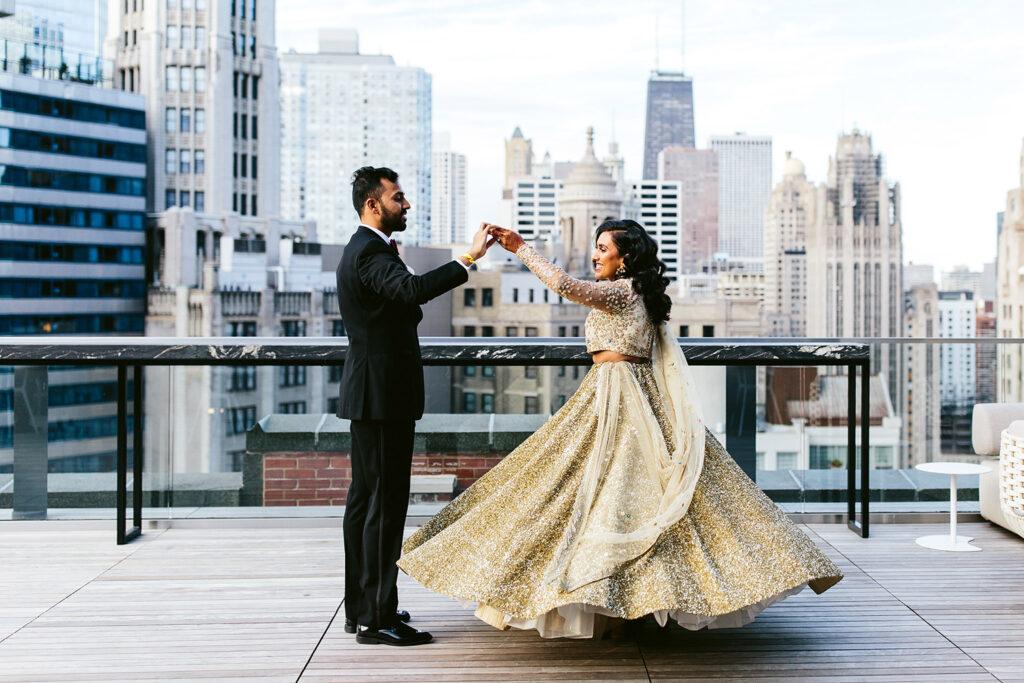 Deepika & Aravind